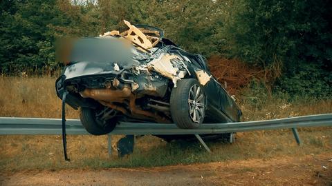 raser-prozess Unfall