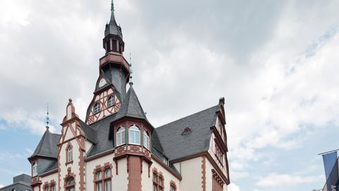 Das Limburger Rathaus