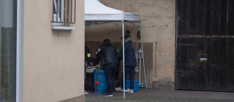 Razzia in Biebesheim