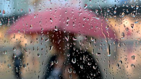 Regen Wetter Sujet