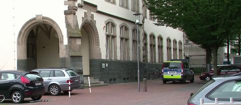 Pfefferspray-Attacke an Kasseler Schule