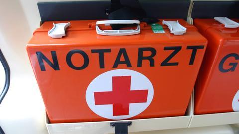 Sujet Rettungskoffer Rettungsdienst Notarzt