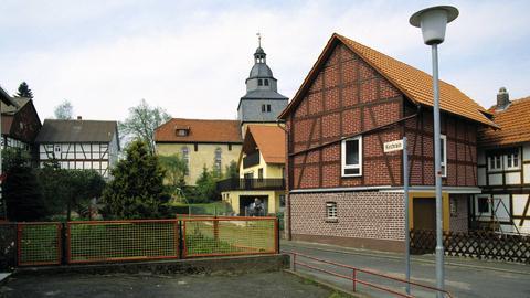 Blick auf Richelsdorf