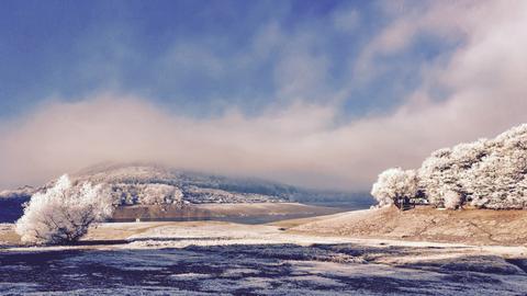 Schneebilder - Edersee -Katrin Dorn