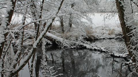 Schneebilder - Dill - Heinz Jürgen Kühn