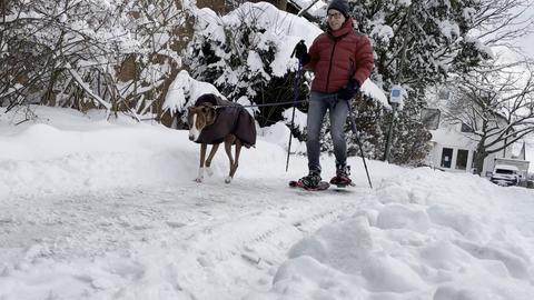 Schneeschuhe Kassel