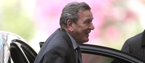 Gerhard Schröder Kronberg