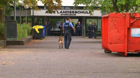Die Alte Landesschule in Korbach wird geräumt