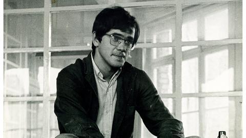 Ein vom LKA veröffentlichtes früheres Bild des mutmaßlichen Serienmörders Manfred Seel.