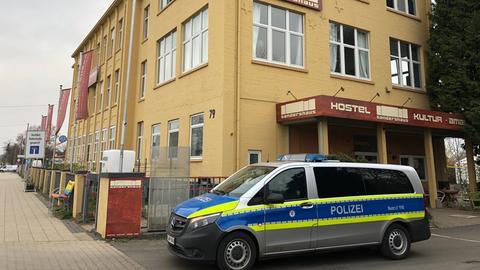SEK Einsatz in Kassel