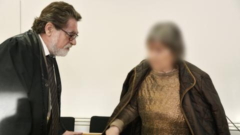 Hanau Sekten-Chefin Prozess