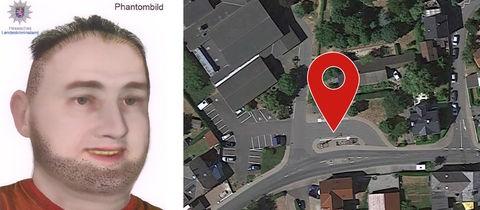Phantombild Limbach plus Karte