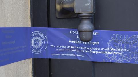 Siegel der Polizei