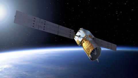 Erdforschungssatellit Aeolus