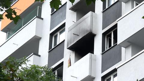 Die verrußte Wohnung