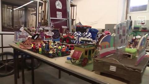 Offenbacher Fastnachtsumzug findet im Spielzeugformat statt