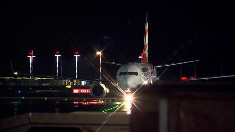 IS-Rückkehrerinnen landen auf dem Frankfurter Flughafen.