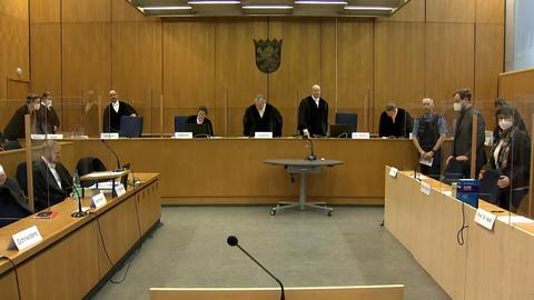 Der Lübcke-Prozess in Frankfurt