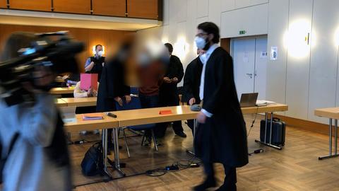 Prozess in Darmstadt