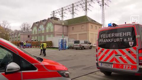 Stromausfall in Teilen Frankfurts