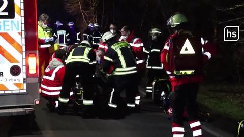 Autofahrer bei Unfall verletzt
