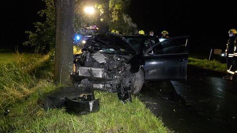 Unfall bei Münster.