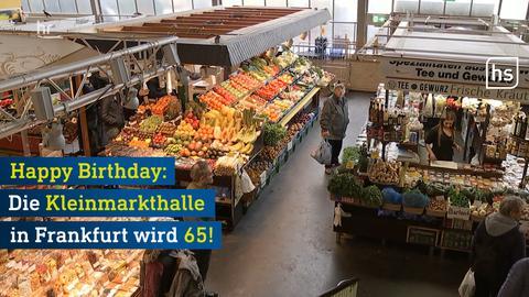 Startbild Video Kleinmarkthalle