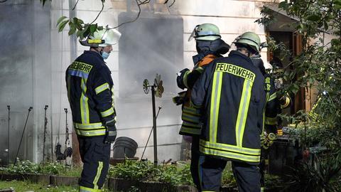 Feuerwehreinsatz in Steinau