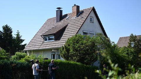 Wohnhaus von Stephan Ernst in Kassel