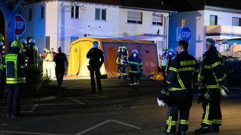 Großeinsatz der Feuerwehr in Neu-Isenburg