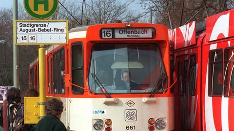 Straßenbahnlinie 16