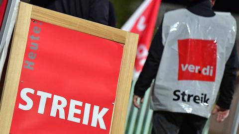 Verdi ruft zum Streik auf