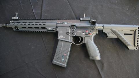 Sturmgewehr G38 von Heckler und Koch
