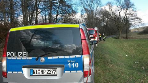 Polizisten und Feuerwehrleute suchten in den vergangenen Tagen die vermisste Frau.