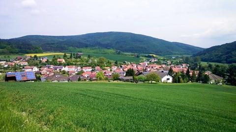 Gellershausen im Landkreis Waldeck-Frankenberg