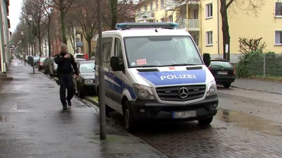Anti-Terror-Razzia in Kassel    hessenschau.de   Panorama