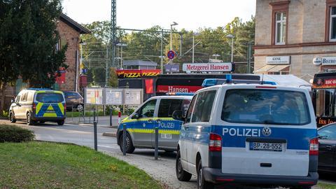 Festnahme nach tödlichem Streit in Frankfurt