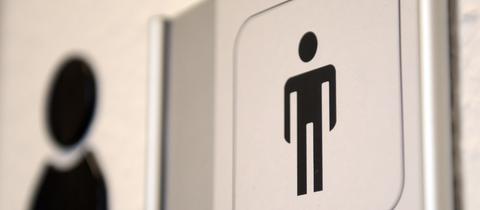 Toilette Flucht
