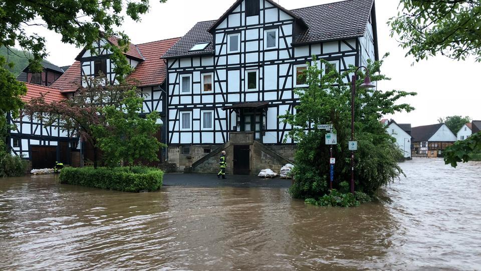 witzenhausen wetter