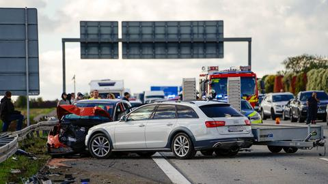 Unfall in Hofheim