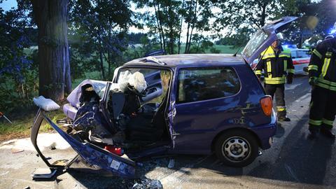 Unfall Alsfeld