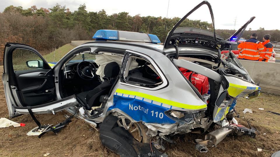 Unfall Hessen Gestern