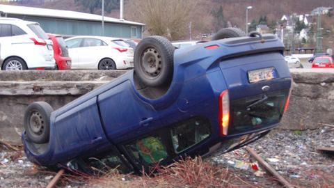 Unfall Dillenburg