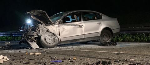 Frau bei Unfall auf A45 getötet