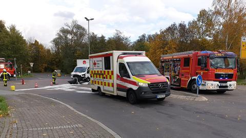Unfall Hanau