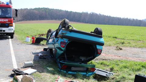 Höchst Unfall