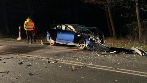 Tödlicher Unfall in Bad Homburg