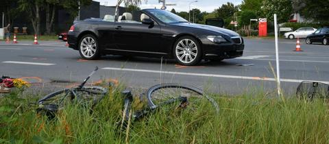 Unfall Langen Egelsbach B3