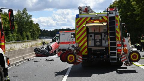 Nachrichten Aus Hessen Unfälle