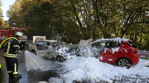Unfall in Lauterbach